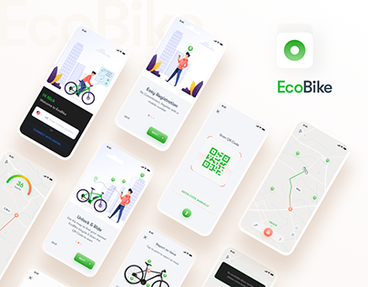EcoBike - Bicycle Rental App