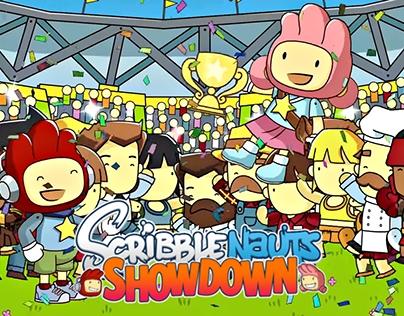Scribblenauts Showdown - Announcement Trailer