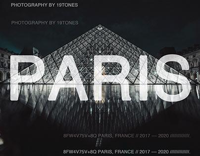 PARISIAN CITYSCAPES