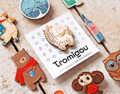 Tromigou - Visual Identity