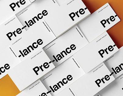 Pre-lance | Branding