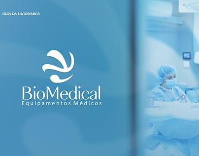 Rebranding BioMedical - Guia da Logomarca