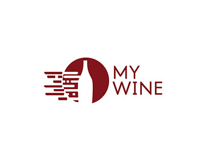 My Wine (Thirty Logos Challenge)
