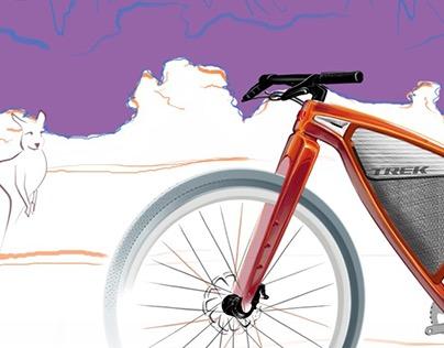Trek Kangaroo: bicycle concept 2018