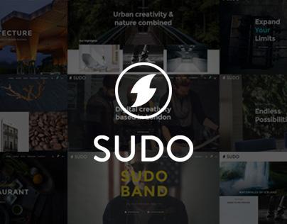 Sudo - High Quality Template