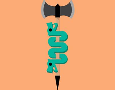 Viking x Aztec