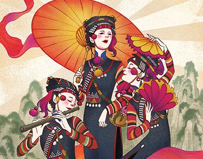 Vietnamese Ethnic