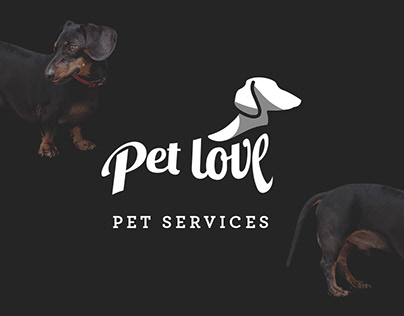 Pet Love - Logo Design