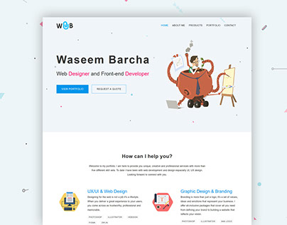 Waseem Barcha on Behance