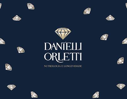Danielli Orletti - Branding