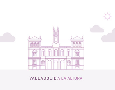 Infografía de Valladolid 🏙/ Infographic of Valladolid