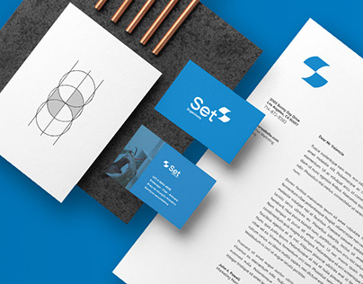 Identity // Logo - Set Engenharia