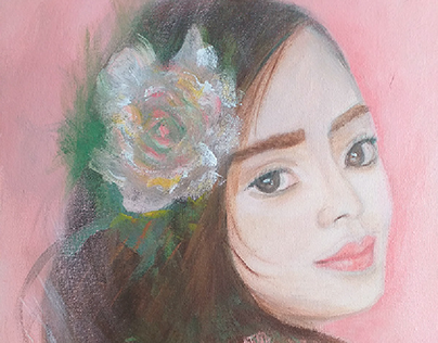 Retrato Angelababy
