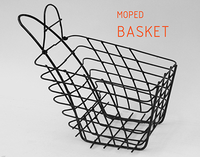 MOPED Basket