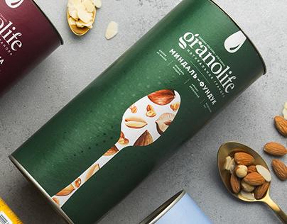 Granolife packaging