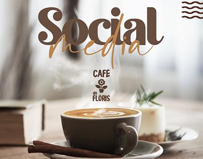 Café da Flóris - SOCIAL MEDIA