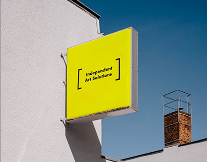 Independent Art Solutions Branding Project