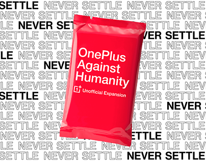 OnePlus Against Humanity: Unofficial Expansion