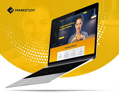 MarjetJoy Website