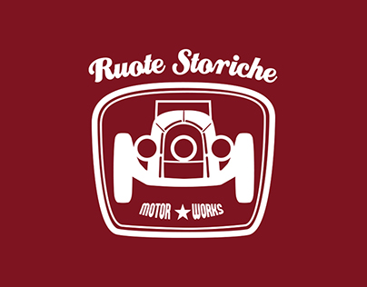 Ruote Storiche - Branding Project