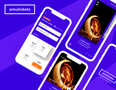 amutickets app