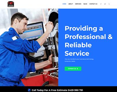 Car Service - Mechanic Auto Shop