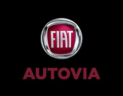 Projetos Publicitários para Fiat
