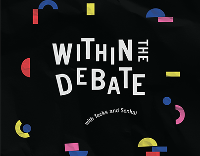 Within the Debate podcast art
