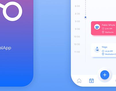 GoSocial App Design Concept