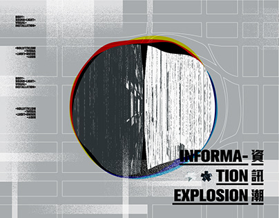 Information Explosion 資訊潮