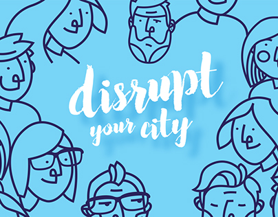Illustration - Disrupt Your City