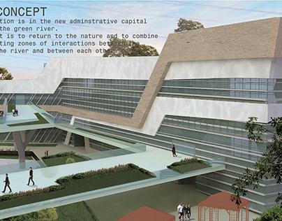 Campus (Architectural design and Landscape)