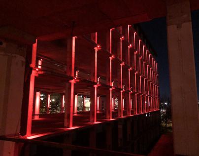 Het Karkas, Glow Eindhoven Light festival 2018
