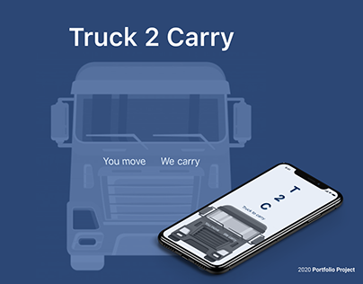 Truck 2 Carry - ideate, discovery, user story...