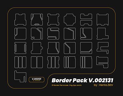 Border Pack v.002131