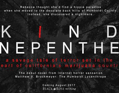 Horror Literature Graphic Design