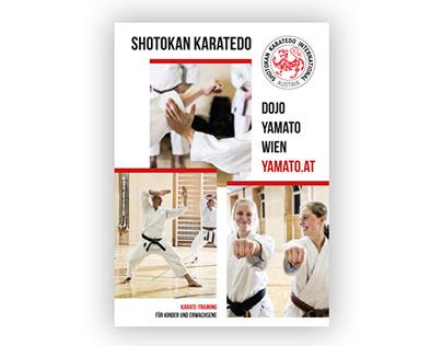 Poster | Yamato Karatedo