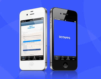 Dotapps - Apps Landing Page