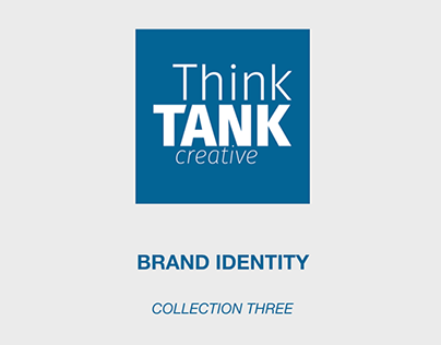 BRAND IDENTITY Collection Three