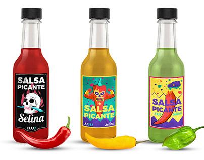 Selina Hot Sauce