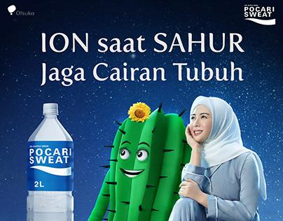 Pocari Sweat Ramadhan 2019