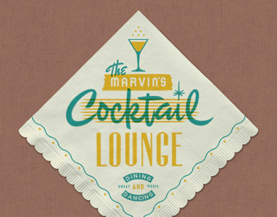 Marvin's cocktail lounge