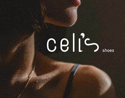 Celi's | Brand Design