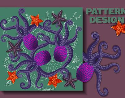 Octopus pineapple