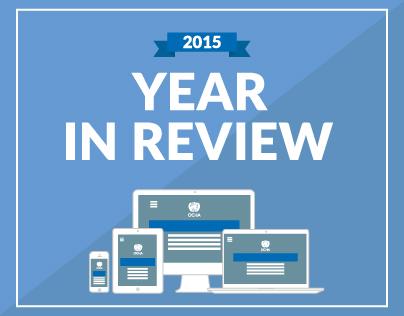 2015 OCHA Year in Review