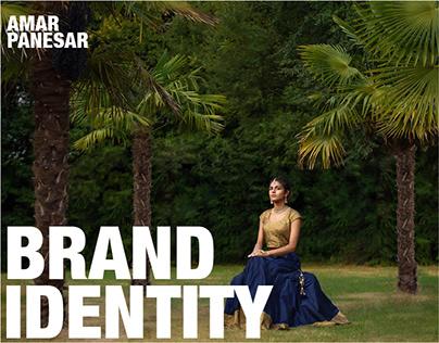Amar Panesar - Photography | Brand Identity