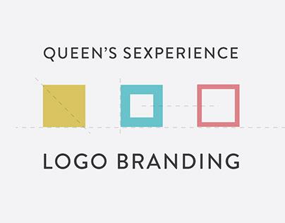 Queen's Sexperience : Logo Branding