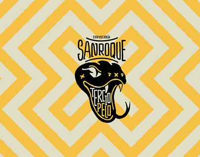 Branding & Packaging cervecería San Roque