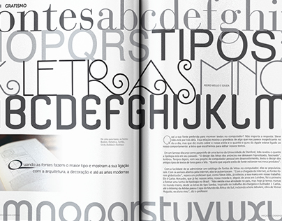 Page layout and Typography