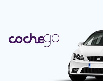 Cochego visual identity & web